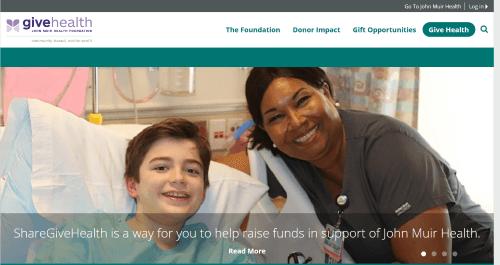 Front John Muir Health Foundation